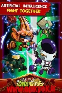 دانلود بازی هرج و مرج در جنگ Chaos Fighters v5.1 اندروید