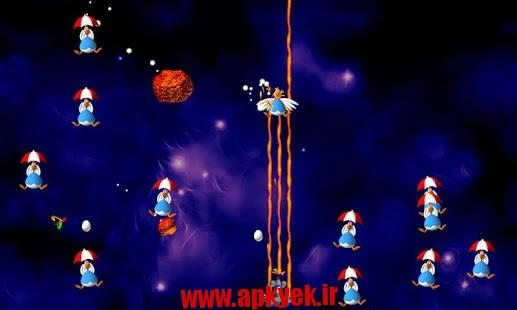 دانلود بازی مرغان مهاجر Chicken Invaders 2 v1.05ggl اندروید