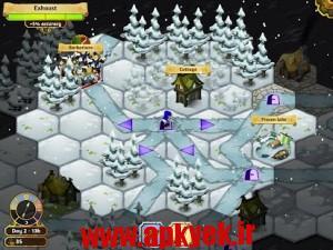 دانلود بازی نابودی پادشاه Crowntakers v1.1.10 اندروید مود شده و افلاین