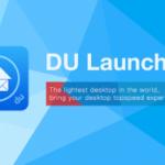 دانلود لانچر DU Launcher 1.1.0 اندروید