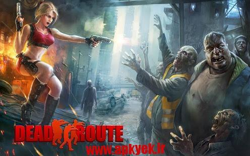 دانلود بازی مسیر مرده ها Dead Route 2.0.0 اندروید مود شده