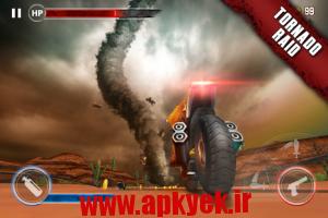 دانلود بازی موتور سواری مرگبار Death Moto 3 1.2.6 اندروید مود شده