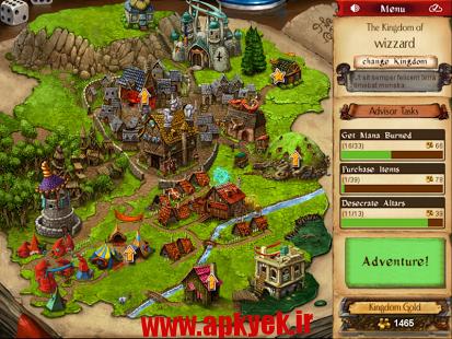 دانلود بازی زندانی ها Desktop Dungeons 9 اندروید