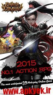 دانلود بازی سرنوشت جنگ Chaos Combat – Destiny Clan Wars 1.0.00 اندروید