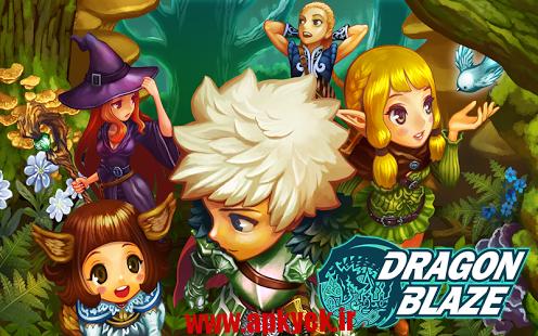 دانلود بازی فرود اژدها Dragon Blaze 1.0.7 اندروید