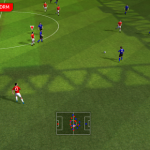 دانلود بازی فوتبال لیگ رویایی Dream League Soccer 2.06 اندروید مود شده