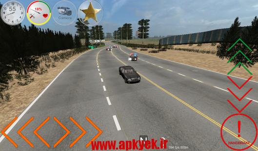 دانلود بازی وظیفه ماشین پلیس Duty Driver Police v1.0 اندروید