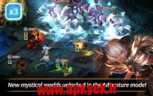 دانلود بازی حماسی Elune Saga 1.2.4 اندروید