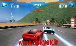 دانلود بازی مسابقات سرعتی Fast Racing 3D v1.3 اندروید