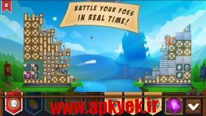 دانلود بازی خشم در قلعه Fortress Fury v1.13.60 اندروید
