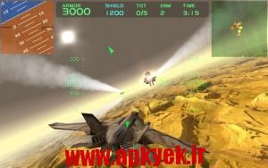 دانلود بازی مبارزه با فراکتال Fractal Combat X Premium 1.4.11.0 اندروید مود شده