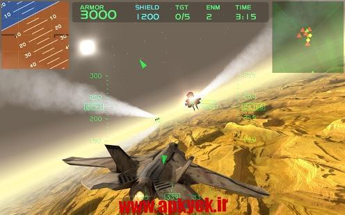 دانلود بازی مبارزه با فراکتال Fractal Combat X Premium 1.5.4.0 اندروید مود شده