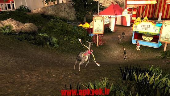 دانلود بازی شبیه ساز بز Goat Simulator GoatZ v1.0.3 اندروید