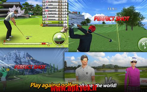 دانلود بازی ستاره گلف Golf Star™ ۳٫۷٫۱ اندروید