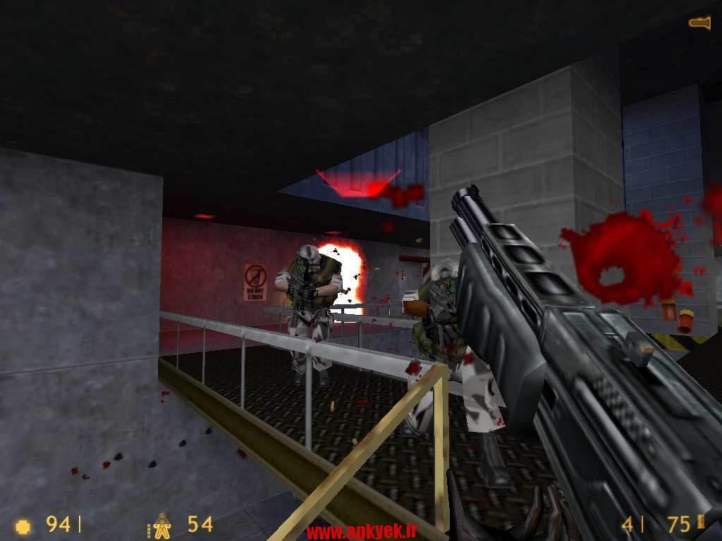 دانلود بازی نیمه زندگی Half-Life v0.14.1 اندروید مود شده برای تمامی پردازنده ها
