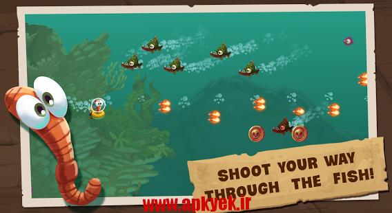 دانلود بازی نابودی ماهی ها I Hate Fish v1.1.6 اندروید