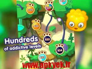 دانلود بازی Jelly Splash v2.5.1 اندروید