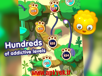 دانلود بازی Jelly Splash 2.15.1 اندروید