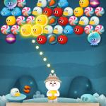 دانلود بازی حباب LINE Bubble 2 v1.0.3 اندروید