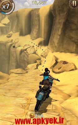دانلود بازی لارا Lara Croft: Relic Run 1.5.68 اندروید مود شده