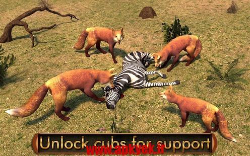 دانلود بازی جنگل وحشی Life of Wild Fox v1.0 اندروید