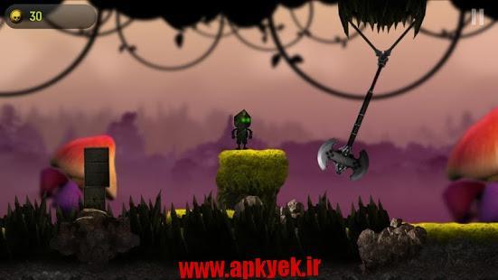 دانلود بازی سفر به جنگل Makibot – The Forest Journey v1.0 اندروید