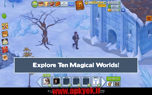 دانلود بازی دنیای موجودات Miscrits: World of Creatures v1.2.4 اندروید
