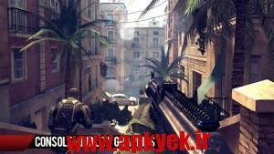 دانلود بازی مبارزه مدرن ساعت صفر Modern Combat 4: Zero Hour v1.1.7c اندروید مود شده