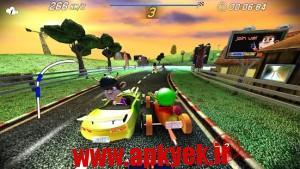 دانلود بازی مسابقه میمون ها Monkey Racing v1.0.3 اندروید