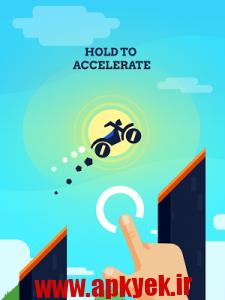 دانلود بازی قهرمان موتور سواری Motor Hero! v1.0 اندروید مود شده