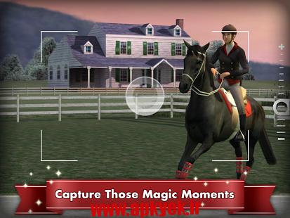 دانلود بازی اسب سواری My Horse v1.19.1 اندروید