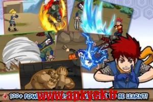 دانلود بازی حماسه نینجاها Ninja Saga v0.9.64 اندروید مود شده