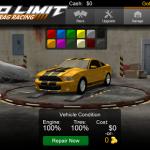 دانلود بازی ماشین بدون محدودیت No Limit Drag Racing v1.34 اندروید