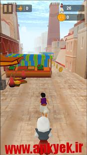 دانلود بازی Prince Aladdin Runner v1.0.8 اندروید
