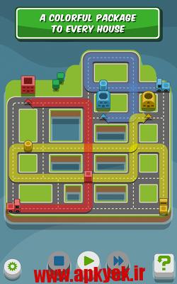 دانلود بازی RGB Express 1.3.1 اندروید