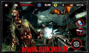 دانلود بازی شکارچی انسان Reborn Zombie Hunter Shoot v1.0 اندروید مود شده