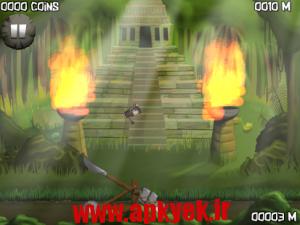 دانلود بازی فرار با طناب Rope Escape v1.20 اندروید