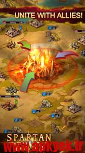 دانلود بازی اسپارتان Spartan Wars for Tango 1.3.7 اندروید