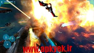 دانلود بازی جنگ ستارگان Star Horizon 2.0.9 اندروید مود شده