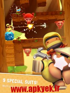 دانلود بازی نور ستاره ها Starlit Adventures v1.6 اندروید