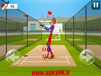 دانلود بازی استیک کریکت Stick Cricket 2 v1.1.1 اندروید