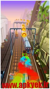 دانلود بازی دوندگی در مترو Subway Surfers v1.39.0 اندروید مود شده