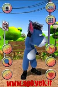 دانلود بازی خر سخنگو Talking Donkey 1.0.6 اندروید