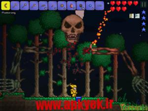دانلود بازی Terraria 1.2.8798 اندروید