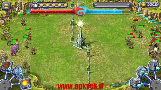 دانلود بازی نبرد برای قدرت The Battle for Tower 1.45 اندروید