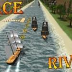 دانلود بازی مسابقه کشتی Turbo River Racing Ship 3D v1.0 اندروید