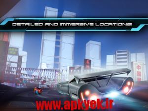 دانلود بازی ﺍﻭﺭﺩﺭﺍﯾﻮ گیجکننده Vertigo Overdrive v1.0 اندروید
