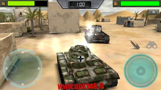 دانلود بازی جنگ جهانی تانک War World Tank 2 v1.0.4 اندروید