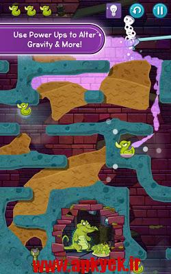 دانلود بازی تمساح Wheres My Water 2 v1.3.0 اندروید مود شده