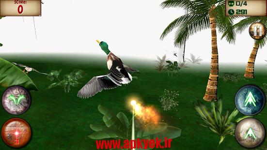 دانلود بازی اژدها بالدار Wild Dragon: Bird Hunter v1.0 اندروید مود شده